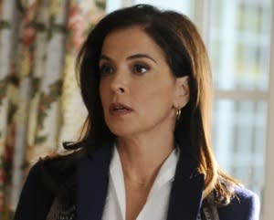 Blue Bloods Exclusive: Annabella Sciorra Cops Role as [Spoiler]'s Shrink