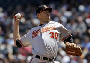 O's Tillman shuts down Mariners in 4-2 win