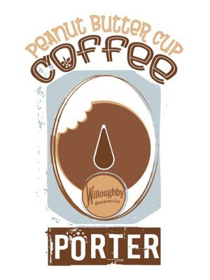 Willoughby Brewing Co. Peanut Butter Cup Coffee Porter