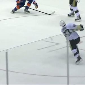 Sidney Crosby blasts one-timer for PPG