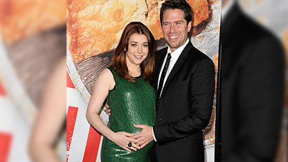 Alyson Hannigan Gives Birth …