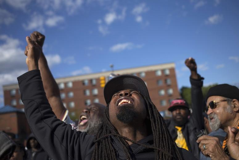 Curfew Lifted as Baltimore Finds Calm