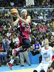 Chris Ellis and Gary David (PBA Images)