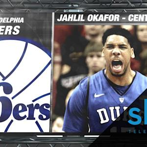 76ers Select Duke's Jahlil Okafor | NBA Draft Hype Video