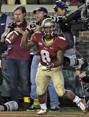 Flip-flop-flip: Florida State back in 2nd in BCS