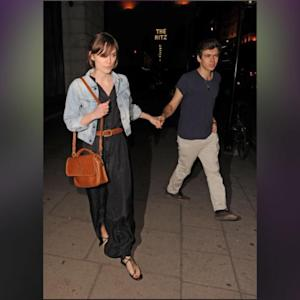 Keira Knightley & James Righton Are Full Of Love After Dinner In London!