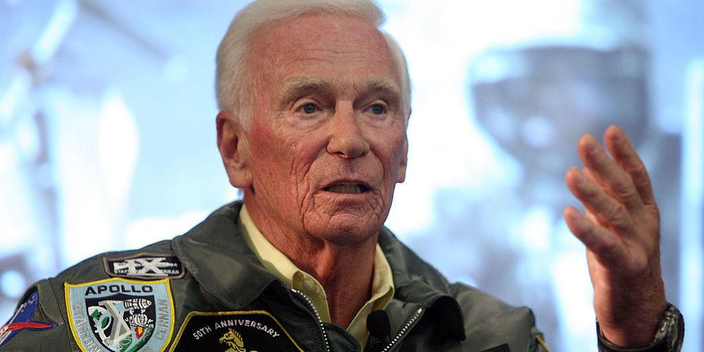 Gene Cernan, the Last Man to Leave Footprints on the Moon, Is Dead at 82