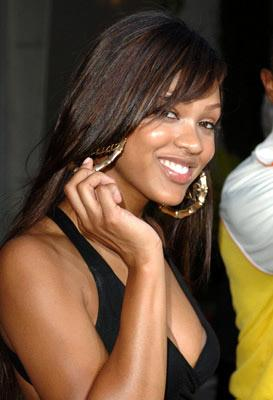 Premiere: Meagan Good at the Hollywood premiere of Paramount Classics' Hustle & Flow - 7/20/2005