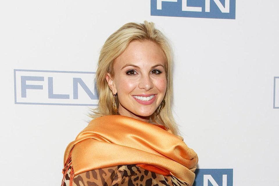 "Elisabeth Hasselbeck attends ""Closet Cases"" premiere party at The London Hotel on March 25, 2009 in New York City."