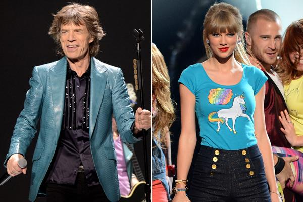 Taylor Swift to Join The Rolling Stones Onstage Tonight