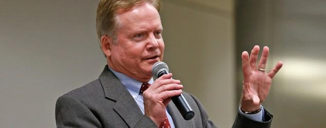 Jim Webb joins Democratic presidential field