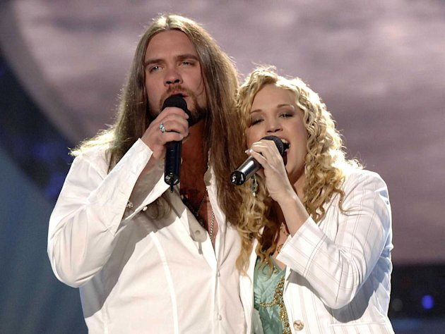 Finalists Bo Bice and Carrie …