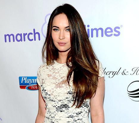 "Megan Fox: ""Motherhood ""Is My Favorite Thing I've Done So Far"""