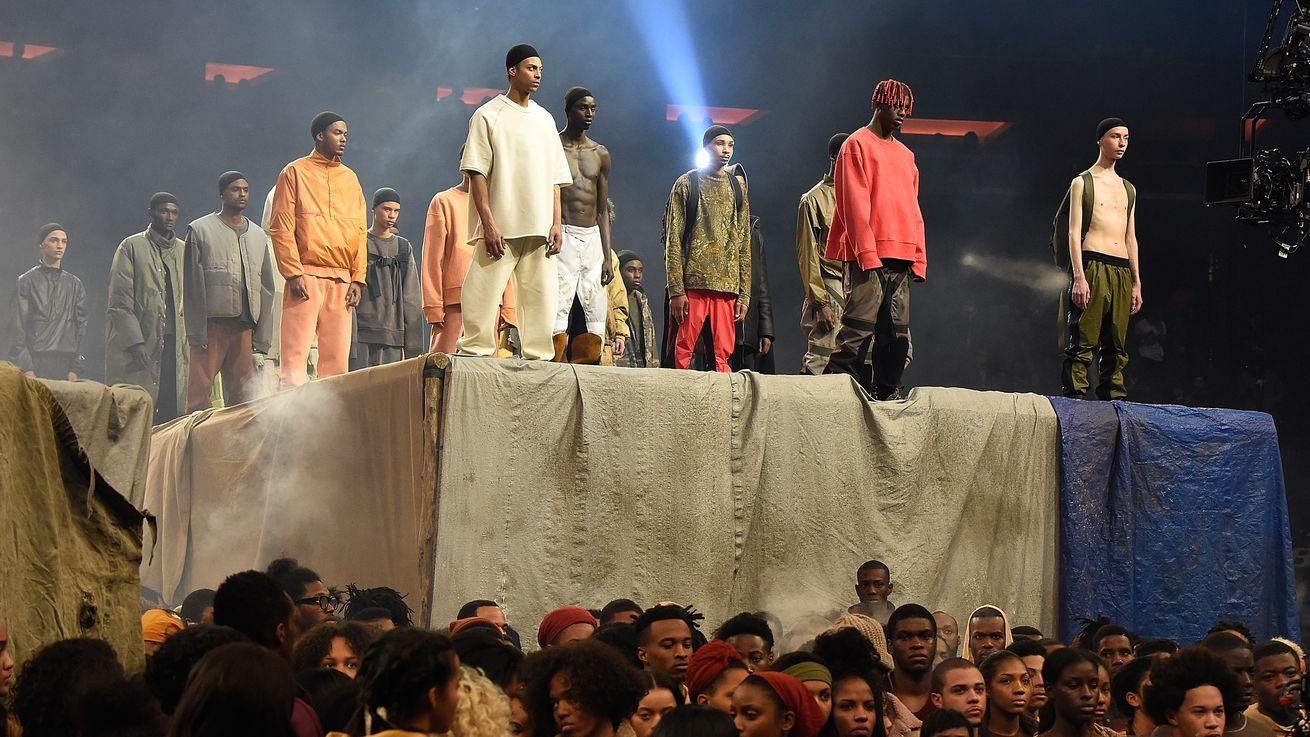 Yeezy Season 3 Extras Reportedly Wore Thrift Store Finds