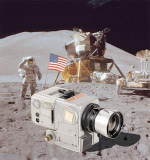 NASA Moon Camera Claimed to Be Used by Apollo Astronaut Up for Auction