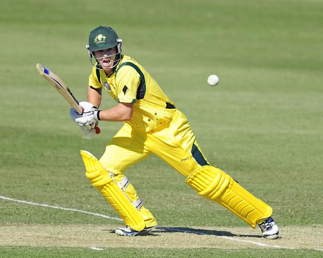 ICC U19 Cricket World Cup 2012 - Australia v England