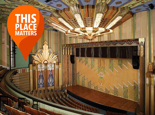 #ThisPlaceMatters: Touring Historic Theaters Across the U.S.