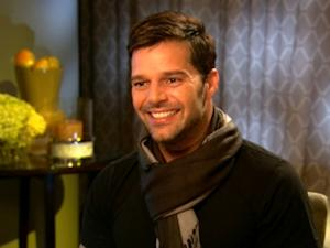 Ricky Martin's Personal Path To Fatherhood  -- Access Hollywood
