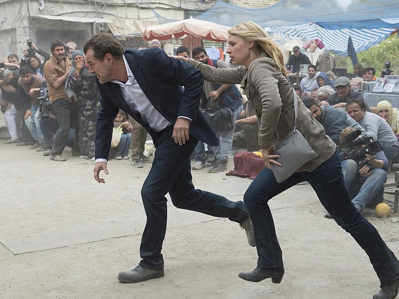 'Homeland' Boss on Carrie's Fate, Quinn's Prey and What's in Store (SPOILERS)