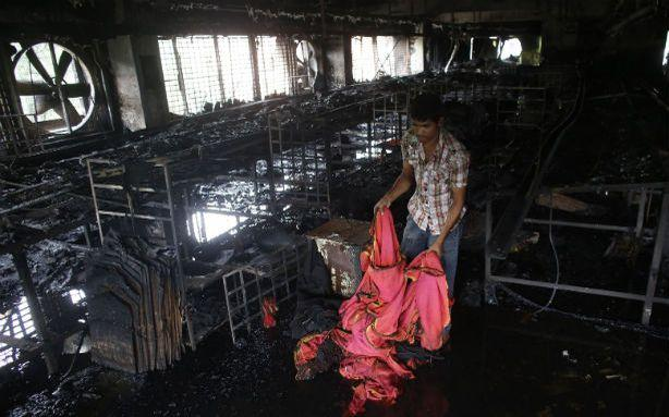 Bangladesh Garment Industry Hit with Another Deadly Accident