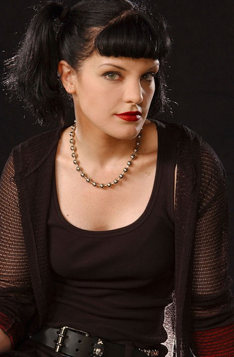 Pauley Perrette stars as Agent Abby Sciuto in NCIS on CBS. 
