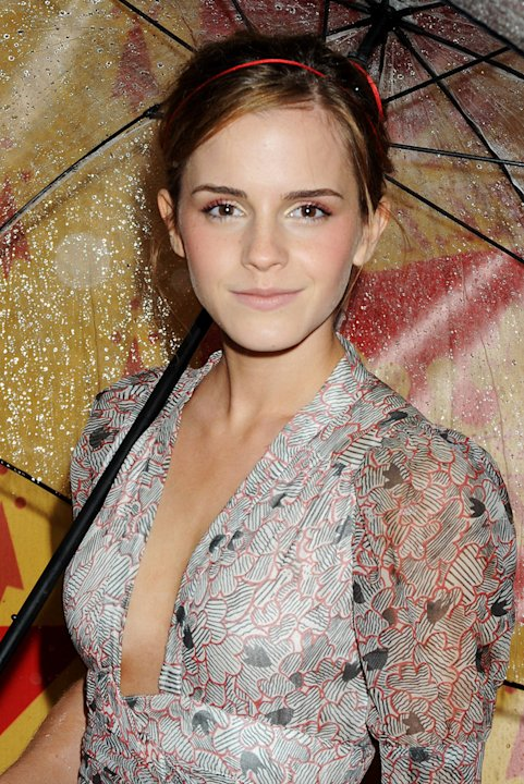 Harry Potter and the Half Blood Prince UK Premiere 2009 Emma Watson