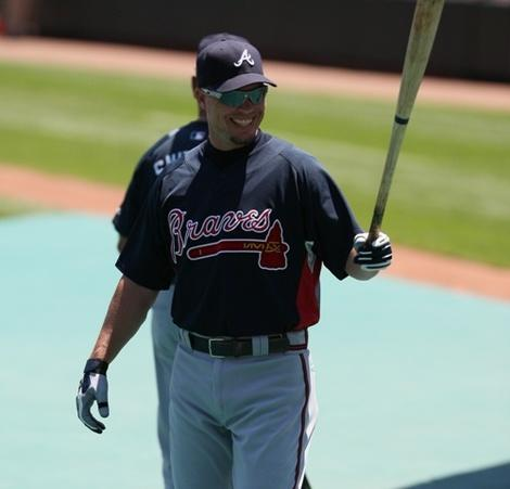10 Top Achievments of Atlanta Braves All-Time Great Chipper Jones