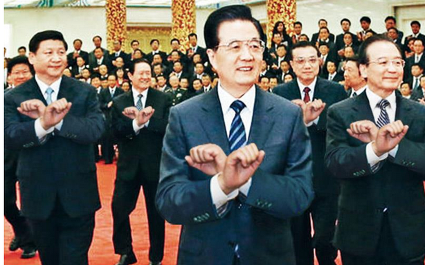 Why China Censored Its Politicians Doing 'Gangnam Style'