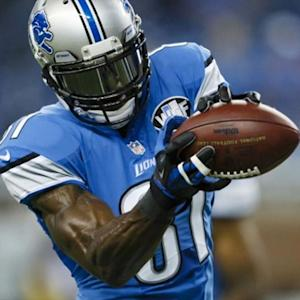 Fantasy Fix: Who benefits from Calvin Johnson absence?