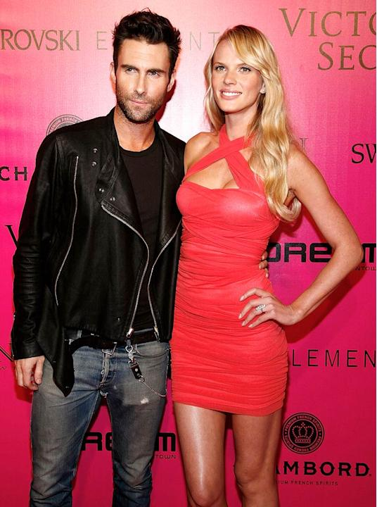 Levine Vyalitsina VS Fashion Show After Party