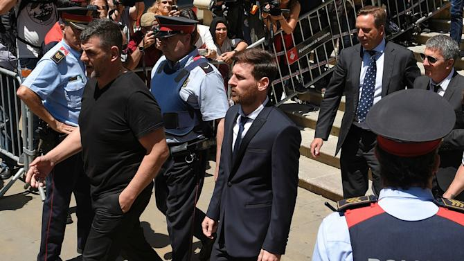 Lionel Messi sentenced to 21 months in prison, reports say