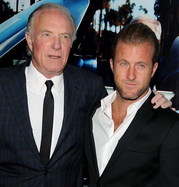 James Caan & Scott Caan