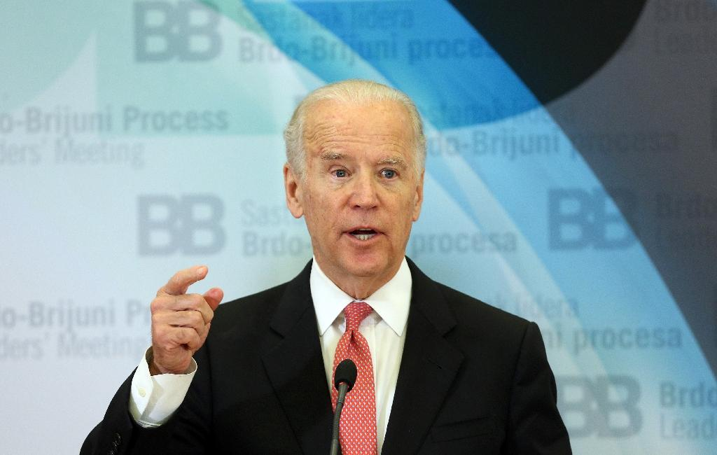 Biden calls for greater cooperation at Europe's borders