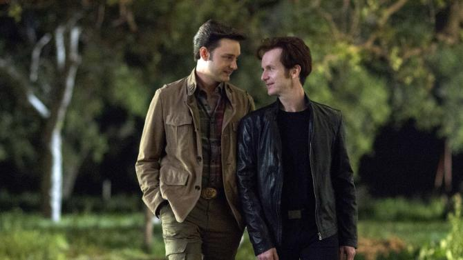 Study finds rise in gay characters on network TV