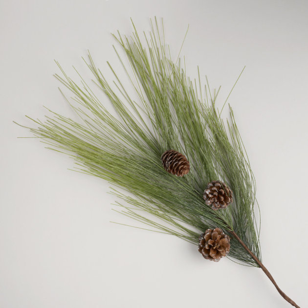 world market pine spray Space-saving Christmas tree alternatives