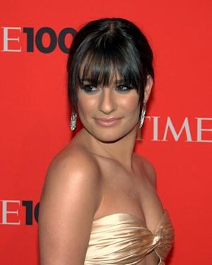 Lea Michele Rocks a Leotard Dress -- Her Other Risky Fashion Choices