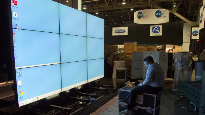 Analysts predicting slow start for 'ultra-HD' TVs