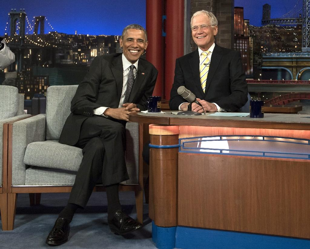'Thank you and goodnight' US TV legend David Letterman signs off