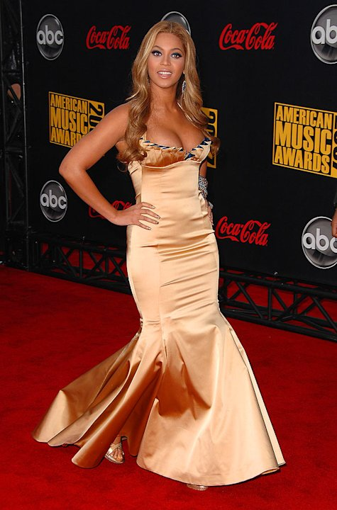 Knowles Beyonce AMA Awards