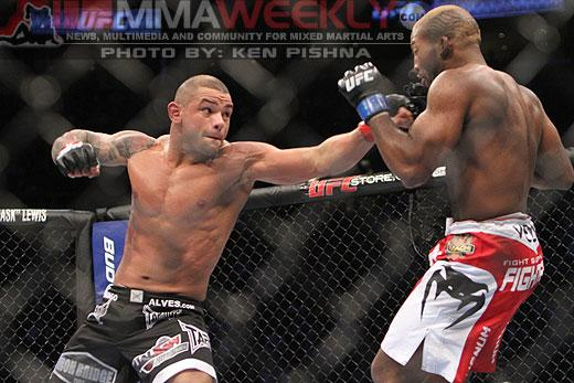 Matt Brown vs. Thiago Alves Agreed to for First UFC on Fox Sports 1 Event