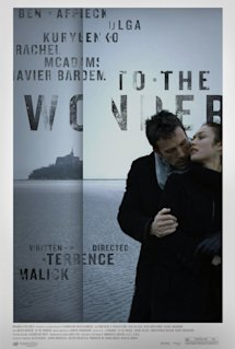 Poster of To the Wonder
