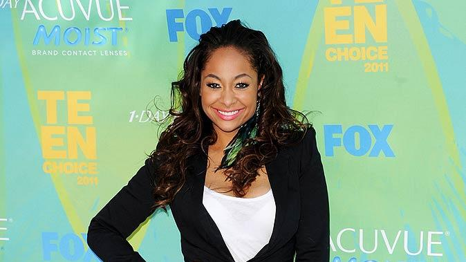 Raven Symone Teen Choice Awards