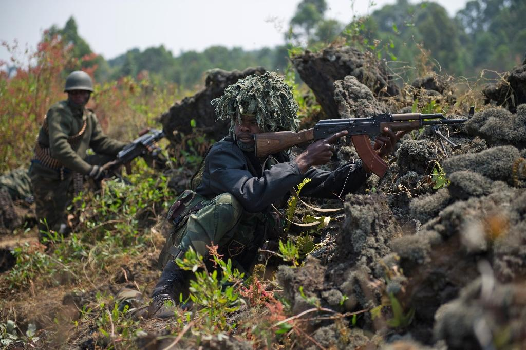 Six soldiers killed in DR Congo ambush