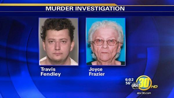 Fresno man allegedly suffocates his grandmother