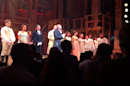 'Apologize!': Trump hits 'Hamilton' cast for confronting Pence
