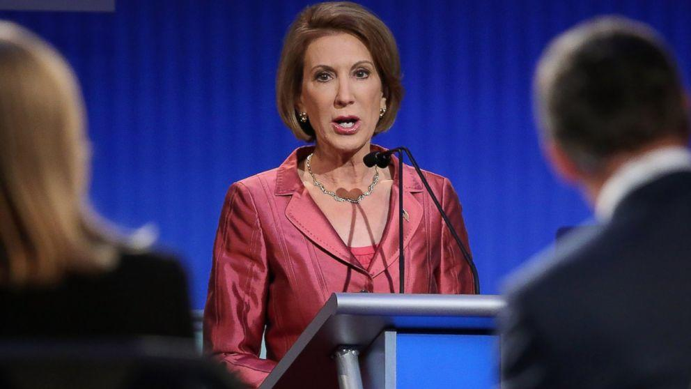 Why Carly Fiorina's Surge Probably Won't Earn Her a Debate Podium