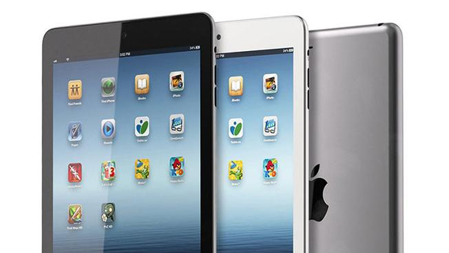 Apple will reportedly offer an 8GB iPad mini model for $249