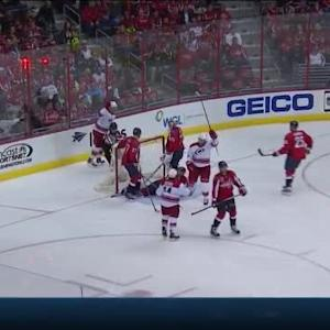 Nathan Gerbe Goal on Braden Holtby (05:00/2nd)