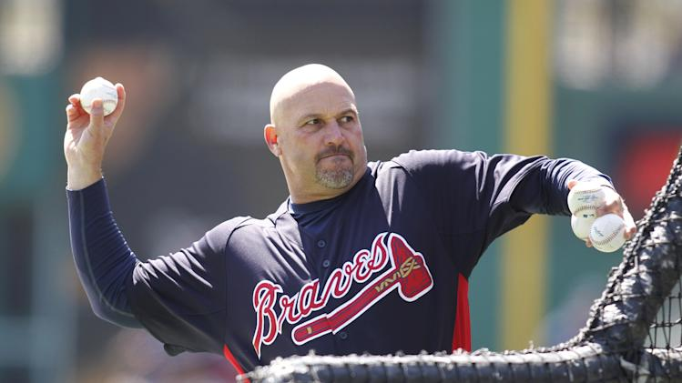 MLB: Atlanta Braves at Pittsburgh Pirates