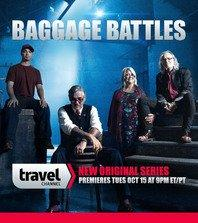 "Travel Channel's Original Series ""Baggage Battles"" Returns For Season Three On Tuesday, October 15 At 9:00 PM ET/PT"